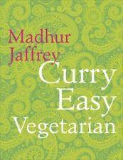 Curry Easy Vegetarian by Madhur Jaffrey (Hardback, 2014)
