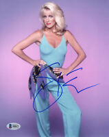 SUZANNE SOMERS SIGNED AUTOGRAPHED 8x10 PHOTO CHRISSY THREE'S COMPANY BECKETT BAS