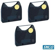 3 Smith Corona Pwp2400 Typewriter Ribbon Pack Of 3 Cassette Word Processor Smco