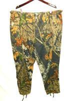 Cabela's 44 Tall T Mossy Oak Break Up Camo Pants Cargo Pockets Camouflage Hunt