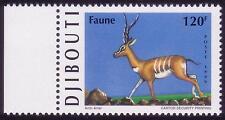Djibouti Dschibuti 1999 Gazelle, MNH, Sc 792A, Mi 675, CV €100