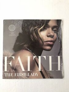 Faith Evans - The First Lady Vinyl LP x 2 Capitol Records 2005 Brand New