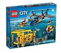 LEGO® City 60096 Tiefsee-Station NEU OVP_ Deep Sea Operation Base NEW MISB NRFB