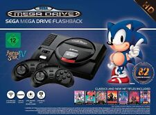 SEGA Mega Drive ATGAMES Classic Game Konsole 8 HD  BRANDNEUE NEUWARE OVP