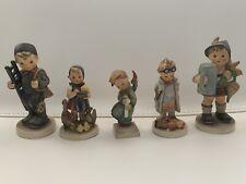New ListingVintage Lot of (5) Goebel Hummel Figurines