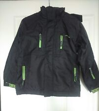 Boys winter Airwalk coat age 7-8 Black