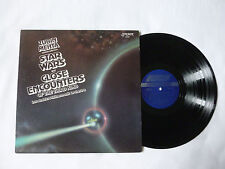 Star wars/close encounters of un troisième type ~ NRM/ex + ~ 1978 VINYL LP ~ TOP Audio