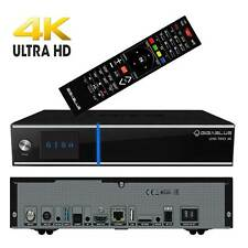 GigaBlue UHD Trio 4k Receiver Linux E2 2160p DVB/S2X DVB/C/T/T2 IPTV