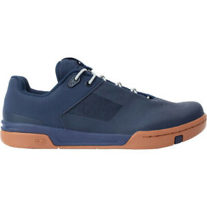 Crank Brothers Stamp Lace MTB Shoes Navy/Silver/Gum 10.5