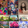5D DIY Full Drill Diamond Painting Cross Stitch Art Embroidery Wall Home Decor