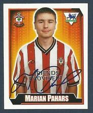 MERLIN 2003-FA PREMIER LEAGUE-10TH EDITION- #466-SOTON & LATVIA-MARIAN PAHARS