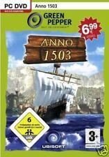 ANNO 1503 - PC DVD-ROM - NEU & SOFORT