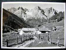 Switzerland~SCARL mit Pisocgruppe~GRAUBUNDEN~RPPC