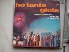 7' COMPLESSO GEN ROSSO HO TANTA GIOIA EX++