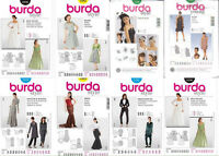 Burda Sewing Pattern Misses with Plus Size Your Choice