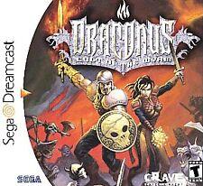Draconus: Cult of the Wyrm (Sega Dreamcast, 2000)