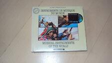 CD INSTRUMENTS DE MUSIQUE DU MONDE