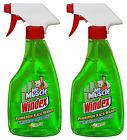 Windex Apple Trigger Spray, 500ml (Pack of 2)