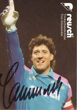 Toni Schumacher  FC Köln  Reusch Autogrammkarte original signiert 399030