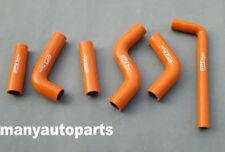 KTM 400EXC 525EXC 2002 2003 2004 2005 2006 02 03 04 05 06 Silicone Radiator Hose