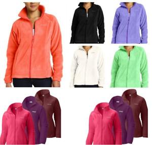 NWT Columbia Women's Benton Springs Fleece Jacket Size XS,S,M,L,XL Regular-$60