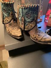 Dan Post ladies Cowboy Boots Size 9