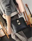 Womens Ladies Celebrity Tote Messenger Shoulder Bag Leather Cross Body Handbag
