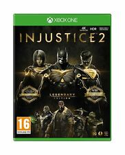 Injustice 2 Legendary (Xbox One) Brand New & Sealed UK PAL Quick Dispatch