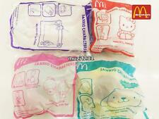 2017 Sanrio Characters McDonald's Toys Complete Set 4 PCS NIP