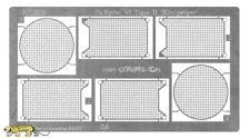 1:16 Schumo-Kits KT0020 Metallgriffe-Set für Königstiger