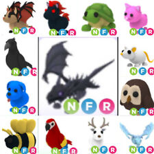 Choose Neon Flyable Rideable pet * Roblox Adopt me
