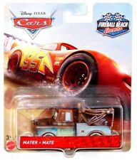 Disney Cars 3 Fireball Beach Racers Mater 1:64 Scale Diecast Vehicle IN HAND!