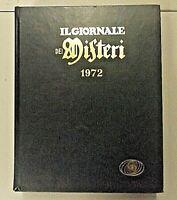 *KM IL GIORNALE DEI MISTERI 1972 CORRADO TEDESCHI EDITORE NO LIBRO ENCICLOPEDIA