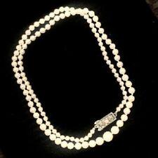 "18/"" Graduated Akoya Pearl Necklace-14K-AAA//NKL040037"