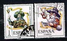 Spain saint patron Pilgrim St.Jame of Compostele stamps set 1965