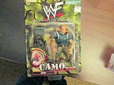 WWF  MIB  Camo Carnage HHH