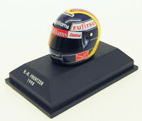 Minichamps 1/8 Scale F1 Diecast Model 511381802 - Arai Helmet - Frentzen '98
