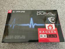 SAPPHIRE AMD Radeon RX 560 2GB GDDR5 Graphic Card