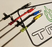 Bagnall Bar Deluxe, Trident Tackle, Power Swivel, Gemini Beads - 5 pack