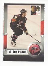 2007-08 Cincinnati Cyclones (ECHL) David Desharnais (HC Fribourg-Gottéron)