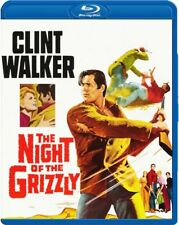 The Night of the Grizzly [New Blu-ray] Colorized, Rmst, Widescreen