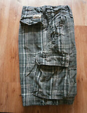 Abercrombie & Fitch Check Cargo, Combat Shorts for Men