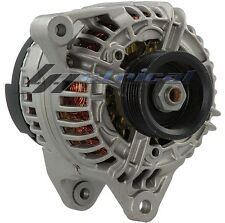 100% NEW ALTERNATOR FOR VW PASSAT AUDI A4 1.8L *WITH OEM BOSCH REGULATOR* 120Amp