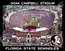 Florida Seminoles - Doak Campbell Stadium - Flexible Fridge MAGNET