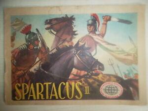Spartacus II (Weltberühmte Geschichten in Bildern) gut erhalten