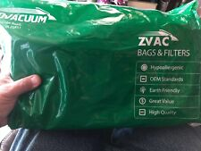 zvac bags & filters oreck stylecc