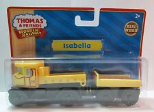 THOMAS THE TANK & FRIENDS - ISABELLA YELLOW LABEL 2010 **NIB LEARNING CURVE**