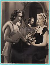 """LANA TURNER & FRANCES GIFFORD in """"Marriage is a Private Affair"""" - Original Photo"""