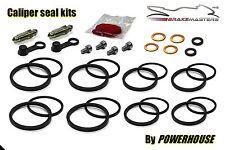 Suzuki GSX 650 F delantero kit de reparación pinza del freno L1 L2 L3 11 2012 13