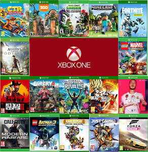 Microsoft Xbox One XONE Games - Pick Up Your Game Multi Buy Discount